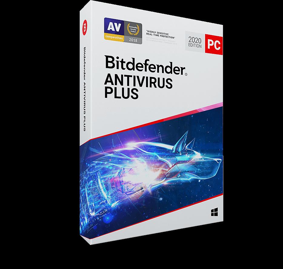 آنتی ویروس بیت دیفندر آنتی ویروس پلاس 2020