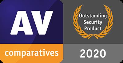 بیت دیفندر اینترنت سکیوریتی 2021 جایزه av comparatives