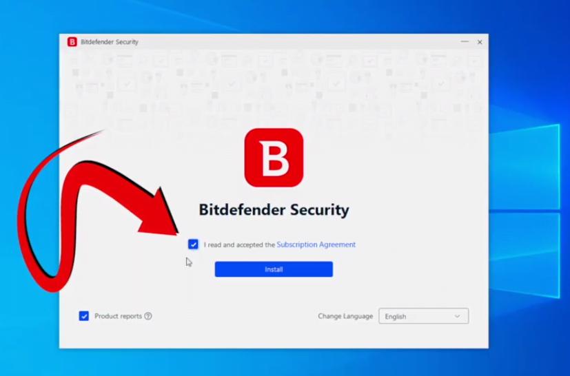 راهنمای نصب بیت دیفندر برای ویندوز5