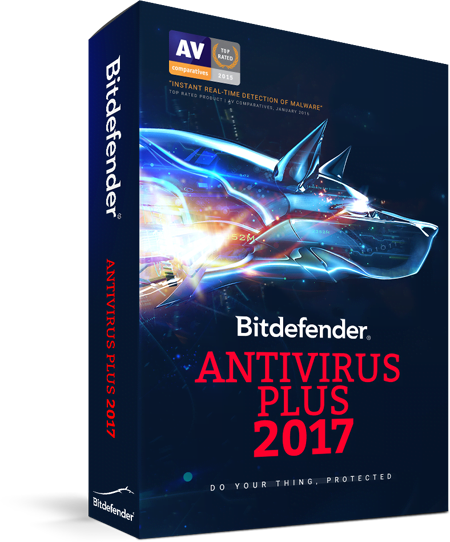 بیت دیفندر آنتی ویروس پلاس 2017