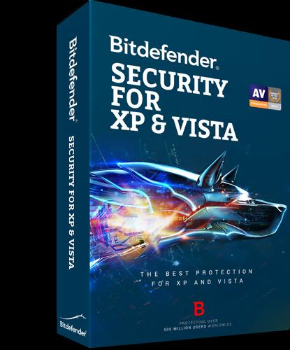 آنتی ویروس بیت دیفندر برای xp و Vista
