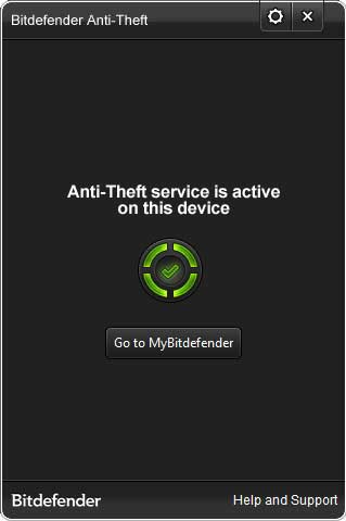 بیت دیفندر موبایل ضد سرقت